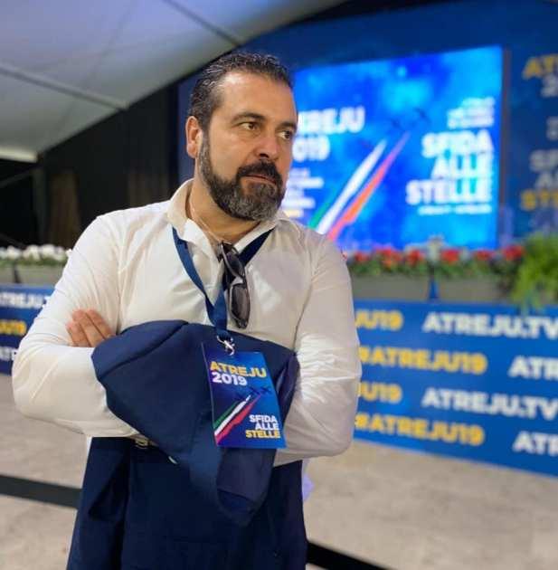 Il vice sindaco Maiorano, possibile candidato alle regionali 2020 con Fratelli d'Italia