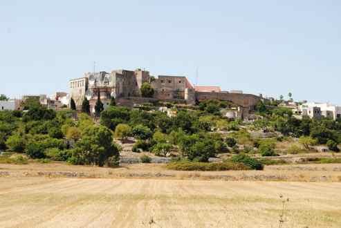 Fortezze e Castelli di Puglia: Il Castello di Montesardo