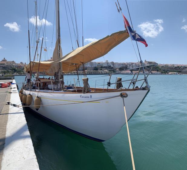 """Marina Militare: la nave scuola a vela """"Corsaro II"""" sosterà a Taranto dal 6 al 21 ottobre"""