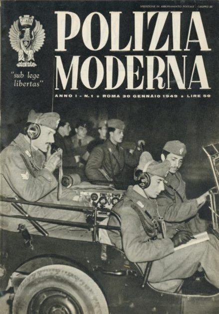Polizia Moderna compie 70 anni
