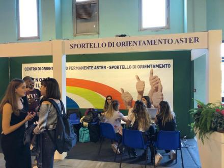 Attività di orientamento di ASTERPuglia: i ragazzi del Liceo De Sanctis Galilei  vanno incontro al futuro