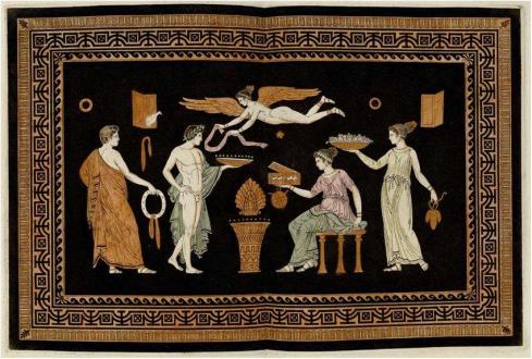 La menta e la mentuccia nel mito, nella medicina antica e nelle credenze magiche