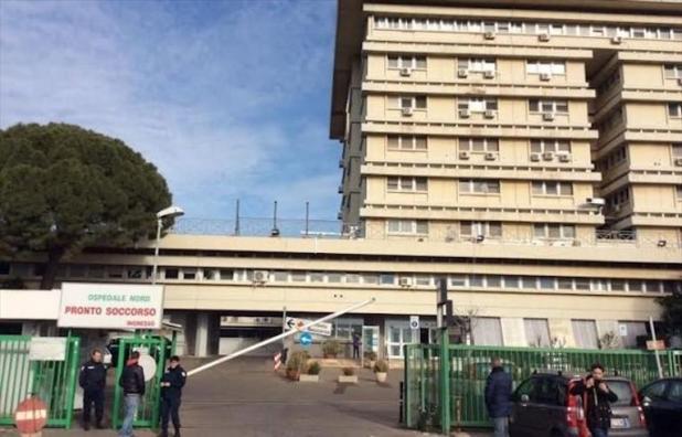 """Ospedale """"Moscati"""": segnalato caso di polmonite da legionella. L'uomo ricoverato per malaria sarà presto dimesso"""