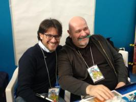 Taranto Comix: le interviste di Artè