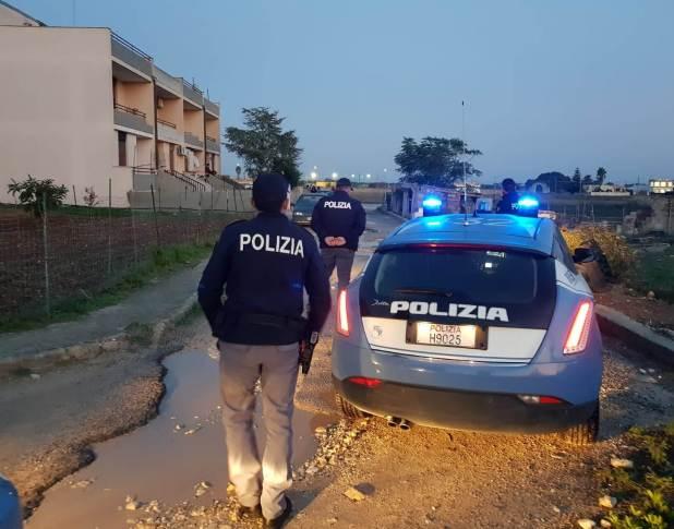 """""""Comunità Sicure"""": controlli della Polizia di Stato a Taranto e Provincia. A Manduria 30 persone denunciate per furto di energia elettric"""