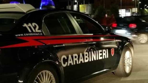 Taranto : Amore malato: rapisce e tenta di uccidere l'ex compagna, arrestato dai Carabinieri
