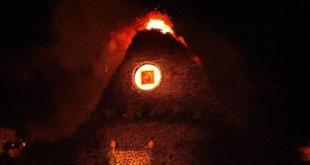 Grottaglie e la pira o falò di San Ciro? Non un fatto antropologico. Un atto di incultura