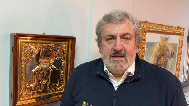 """Importante donazione del Patriarca di Mosca Kirill: 8 tonnellate di materiale sanitario. Il presidente Emiliano: """"grazie al patriarca e al popolo russo"""""""