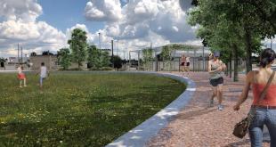 Sava, al via i lavori per il nuovo parco nella zona 167