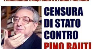 La famiglia Rauti revochi la concessione del patrimonio culturale allo Stato dopo il deplorevole atto del ministro Franceschini di censurarlo dal sito