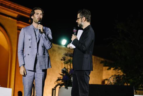 IL MAGNA GRECIA AWARDS RENDE OMAGGIO AGLI INVISIBILI DEL COVID