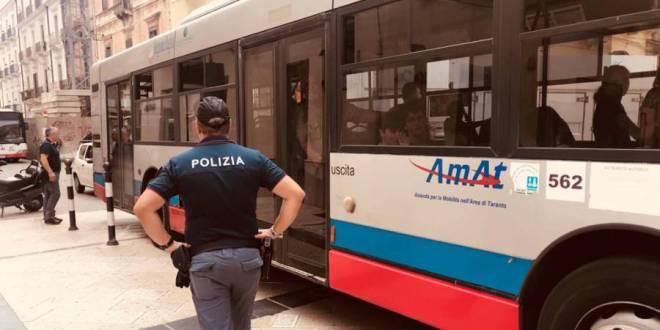 Violenza sessuale su un autobus: 51enne arrestato dalla Polizia di Stato