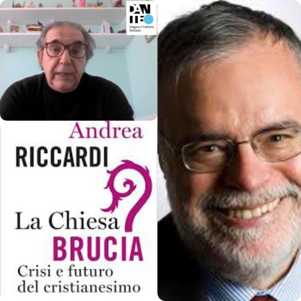 Andrea Riccardi e la chiesa del futuro tra crisi e innovazione. Martedì la presentazione del testo