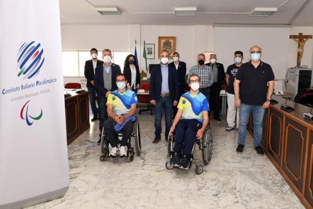 XXXIII Campionato Italiano Para-Archery-Grottaglie 2020, gil 29 e 30 maggio gli arcieri paralimpici arriveranno a Grottaglie