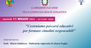 """'Istituto Comprensivo """"Don Bosco"""" di Manduria """"Costruiamo percorsi educativi per formare cittadini responsabili"""""""