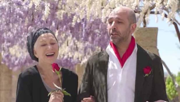 La Vacinada, il videoclip tormentone di Checco Zalone con l'attrice Helen Mirren – Il video