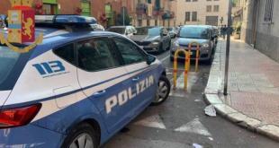 Anziano cade in casa, salvato dalla Polizia di Stato