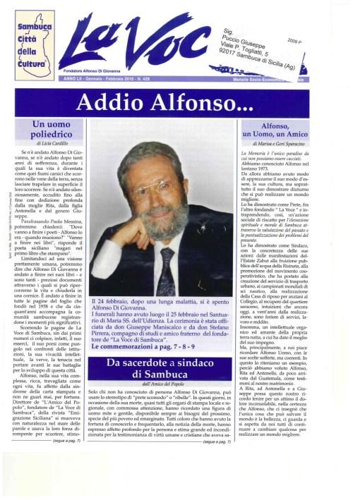 ANTEPRIMA N.429 Gennaio Febbraio 2010