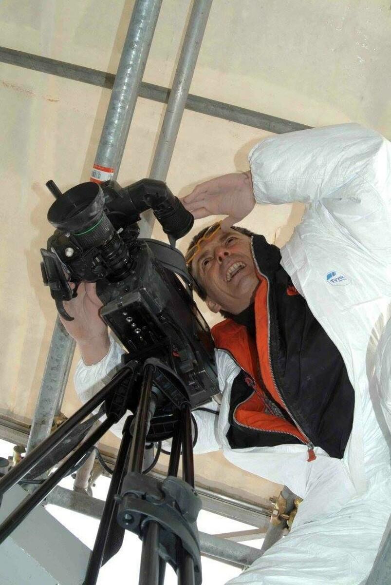Conegliano piange Carlo Sartori, storico cameraman stroncato da un infarto