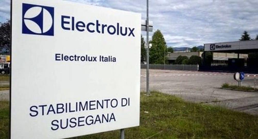 Electrolux di Susegana, sciopero di quattro ore contro lo sblocco dei licenziamenti