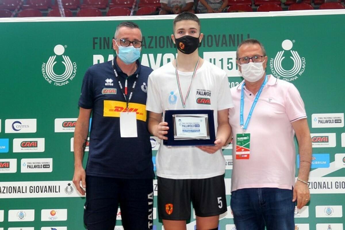 """Hristov, il bulgaro orogranata: """"Sogno di giocare in Superlega"""""""
