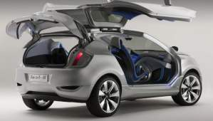 Présentation du prototype Hyundai Nuvis