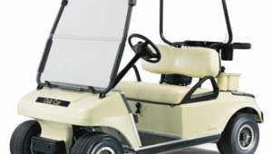 Voiturette électrique et golfette