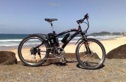 Vélo électrique ou vélo à assistance électrique (VAE)