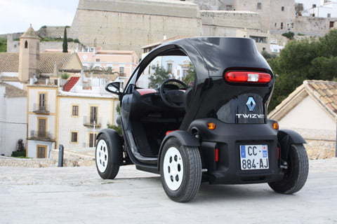 renault twizy voiture lectrique essais prix caract ristiques. Black Bedroom Furniture Sets. Home Design Ideas