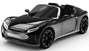 Pariss Electric Roadster : un supercar 100 % « made in France » à Francfort