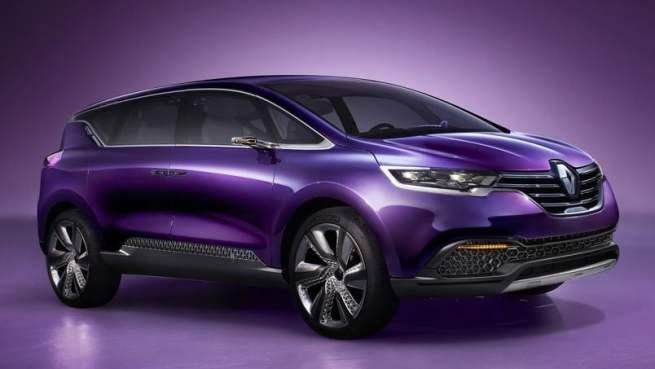 Le concept Renault Initiale Paris