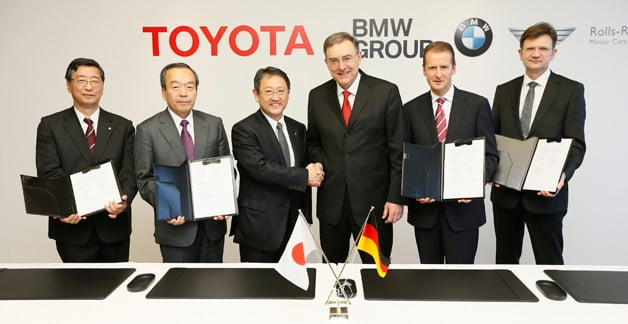 toyota-bmw-joint venture