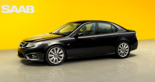 La Saab 9-3 2014 sur laquelle sera basée la version électrique.