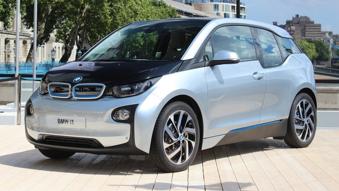 bmw i3 augmentation de la production confirm e. Black Bedroom Furniture Sets. Home Design Ideas