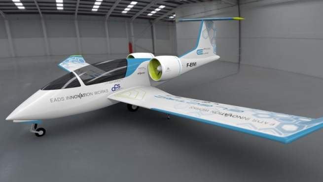 e-fan avion electrique