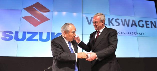partenariat suzuki-volkswagen