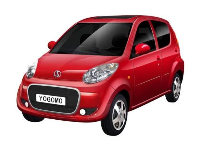 voiture électrique yogomo