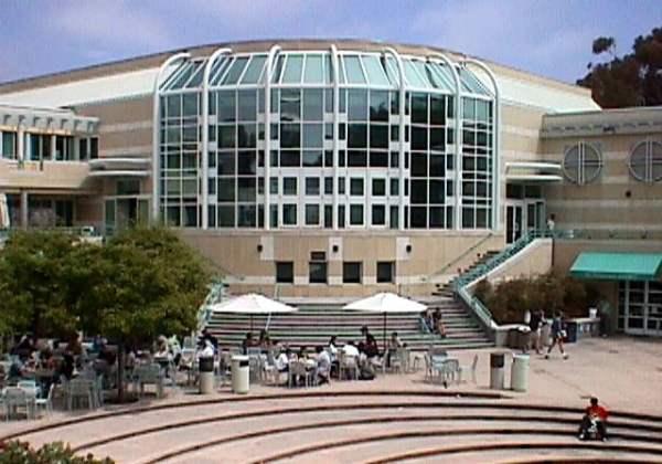 L'université UC San Diego, Californie