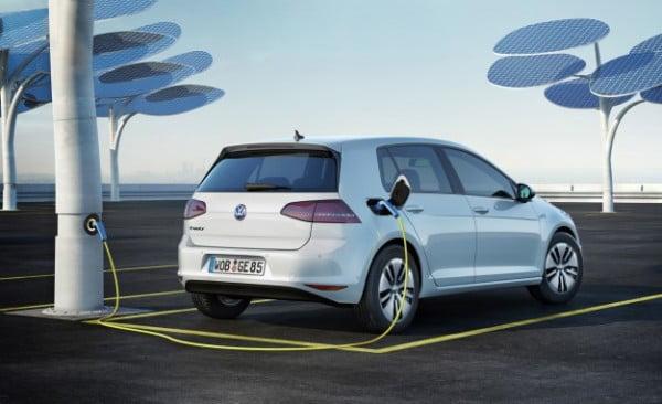 volkswagen recharge électrique