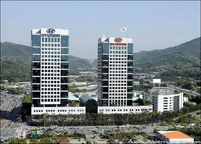 Hyundai-Kia siège