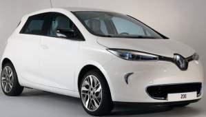 Une nouvelle Renault Zoe pour le Mondial de l'auto de Paris