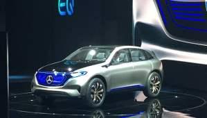 Mercedes-Benz : la première voiture électrique EQ sera produite à Brême d'ici 2020