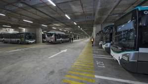 Bus électriques : partenariat RATP et Enedis pour des centres bus adaptés