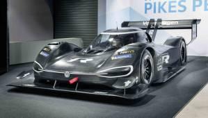 Sport automobile électrique : Une Volkswagen électrique à Pikes Peak