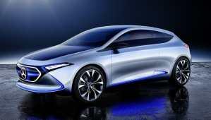 Voiture électrique Mercedes-Benz: le premier modèle EQ sera produit en Moselle