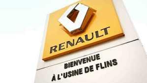 Renault: plus d'un milliard d'euros pour la production locale de voitures électriques