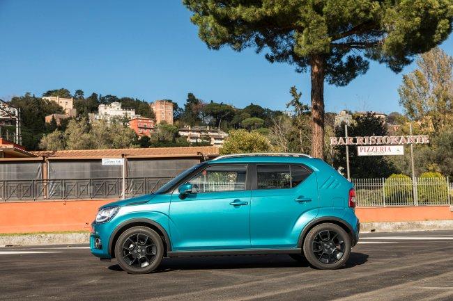 Suzuki Ignis Hybrid SHVS