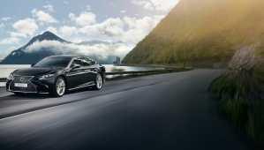 Lexus LS hybride