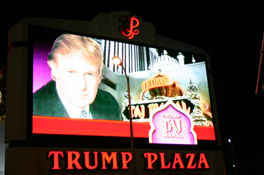 atlantic city-trump