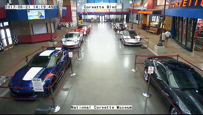 corvette boulevard